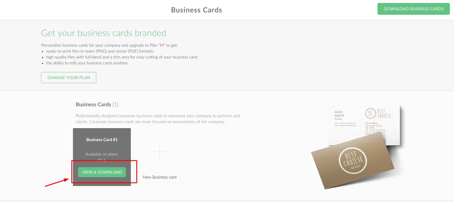 How Do I Create Business Cards For